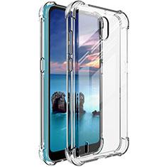 Silikon Hülle Handyhülle Ultradünn Tasche Durchsichtig Transparent für Nokia 1.3 Klar