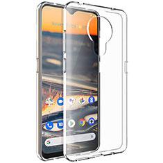 Silikon Hülle Handyhülle Ultradünn Tasche Durchsichtig Transparent für Nokia 5.3 Klar