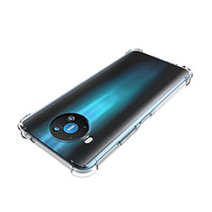 Silikon Hülle Handyhülle Ultradünn Tasche Durchsichtig Transparent für Nokia 8.3 5G Klar