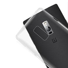Silikon Hülle Handyhülle Ultradünn Tasche Durchsichtig Transparent für OnePlus 2 Klar