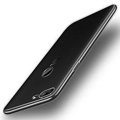 Silikon Hülle Handyhülle Ultradünn Tasche Durchsichtig Transparent für OnePlus 5T A5010 Klar