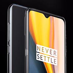 Silikon Hülle Handyhülle Ultradünn Tasche Durchsichtig Transparent für OnePlus 7 Klar