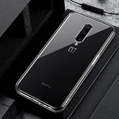 Silikon Hülle Handyhülle Ultradünn Tasche Durchsichtig Transparent für OnePlus 8 Klar