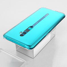 Silikon Hülle Handyhülle Ultradünn Tasche Durchsichtig Transparent für Oppo Reno 10X Zoom Klar