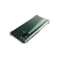 Silikon Hülle Handyhülle Ultradünn Tasche Durchsichtig Transparent für Realme 7i Klar