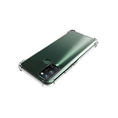 Silikon Hülle Handyhülle Ultradünn Tasche Durchsichtig Transparent für Realme C17 Klar