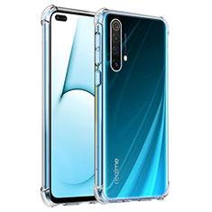 Silikon Hülle Handyhülle Ultradünn Tasche Durchsichtig Transparent für Realme X3 SuperZoom Klar