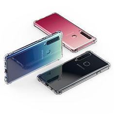 Silikon Hülle Handyhülle Ultradünn Tasche Durchsichtig Transparent für Samsung Galaxy A9s Klar