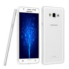 Silikon Hülle Handyhülle Ultradünn Tasche Durchsichtig Transparent für Samsung Galaxy J5 SM-J500F Klar