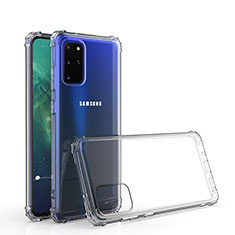 Silikon Hülle Handyhülle Ultradünn Tasche Durchsichtig Transparent für Samsung Galaxy S20 Plus Klar