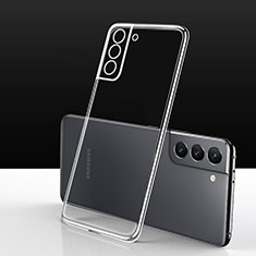 Silikon Hülle Handyhülle Ultradünn Tasche Durchsichtig Transparent für Samsung Galaxy S21 Plus 5G Klar