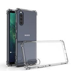 Silikon Hülle Handyhülle Ultradünn Tasche Durchsichtig Transparent für Sony Xperia 10 II Klar