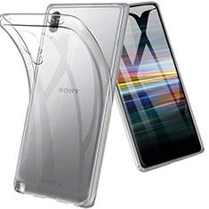 Silikon Hülle Handyhülle Ultradünn Tasche Durchsichtig Transparent für Sony Xperia L3 Klar