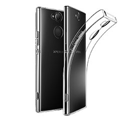 Silikon Hülle Handyhülle Ultradünn Tasche Durchsichtig Transparent für Sony Xperia XA2 Ultra Klar