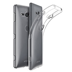 Silikon Hülle Handyhülle Ultradünn Tasche Durchsichtig Transparent für Sony Xperia XZ2 Compact Klar