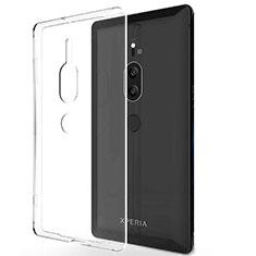 Silikon Hülle Handyhülle Ultradünn Tasche Durchsichtig Transparent für Sony Xperia XZ2 Premium Klar