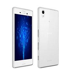 Silikon Hülle Handyhülle Ultradünn Tasche Durchsichtig Transparent für Sony Xperia Z5 Klar