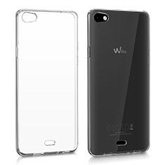 Silikon Hülle Handyhülle Ultradünn Tasche Durchsichtig Transparent für Wiko Highway Klar