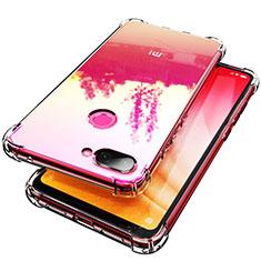 Silikon Hülle Handyhülle Ultradünn Tasche Durchsichtig Transparent für Xiaomi Mi 8 Lite Klar