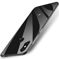 Silikon Hülle Handyhülle Ultradünn Tasche Durchsichtig Transparent für Xiaomi Mi 8 SE Klar