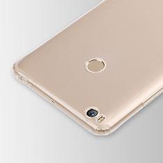 Silikon Hülle Handyhülle Ultradünn Tasche Durchsichtig Transparent für Xiaomi Mi Max 2 Klar