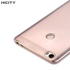 Silikon Hülle Handyhülle Ultradünn Tasche Durchsichtig Transparent für Xiaomi Mi Max Klar