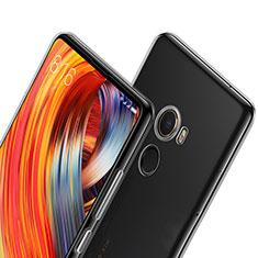 Silikon Hülle Handyhülle Ultradünn Tasche Durchsichtig Transparent für Xiaomi Mi Mix 2 Klar