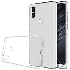 Silikon Hülle Handyhülle Ultradünn Tasche Durchsichtig Transparent für Xiaomi Mi Mix 2S Klar