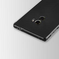 Silikon Hülle Handyhülle Ultradünn Tasche Durchsichtig Transparent für Xiaomi Mi Mix Klar