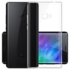 Silikon Hülle Handyhülle Ultradünn Tasche Durchsichtig Transparent für Xiaomi Mi Note 2 Special Edition Klar