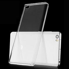 Silikon Hülle Handyhülle Ultradünn Tasche Durchsichtig Transparent für Xiaomi Mi Note Klar