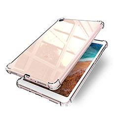 Silikon Hülle Handyhülle Ultradünn Tasche Durchsichtig Transparent für Xiaomi Mi Pad 4 Klar