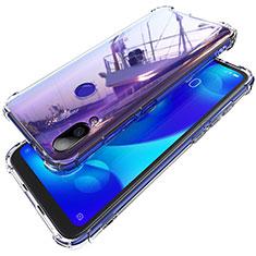 Silikon Hülle Handyhülle Ultradünn Tasche Durchsichtig Transparent für Xiaomi Mi Play 4G Klar