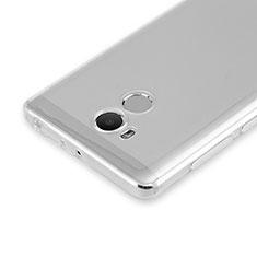 Silikon Hülle Handyhülle Ultradünn Tasche Durchsichtig Transparent für Xiaomi Redmi 4 Prime High Edition Klar