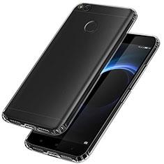 Silikon Hülle Handyhülle Ultradünn Tasche Durchsichtig Transparent für Xiaomi Redmi 4X Klar