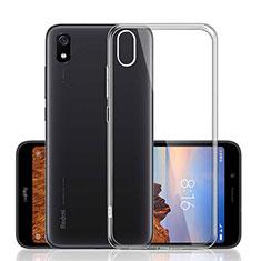 Silikon Hülle Handyhülle Ultradünn Tasche Durchsichtig Transparent für Xiaomi Redmi 7A Klar