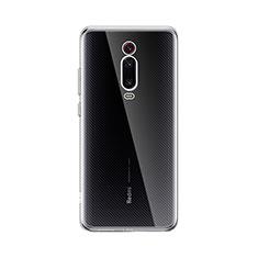 Silikon Hülle Handyhülle Ultradünn Tasche Durchsichtig Transparent für Xiaomi Redmi K20 Klar
