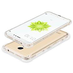 Silikon Hülle Handyhülle Ultradünn Tasche Durchsichtig Transparent für Xiaomi Redmi Note 3 MediaTek Klar