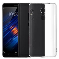 Silikon Hülle Handyhülle Ultradünn Tasche Durchsichtig Transparent für Xiaomi Redmi Note 4X Klar