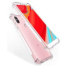 Silikon Hülle Handyhülle Ultradünn Tasche Durchsichtig Transparent für Xiaomi Redmi S2 Klar