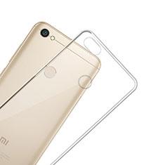 Silikon Hülle Handyhülle Ultradünn Tasche Durchsichtig Transparent für Xiaomi Redmi Y1 Klar