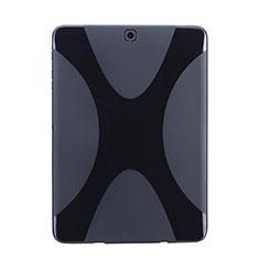 Silikon Hülle Handyhülle X-Line Schutzhülle für Samsung Galaxy Tab S2 8.0 SM-T710 SM-T715 Schwarz