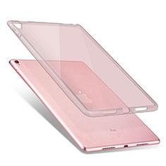 Silikon Hülle Ultra Dünn Schutzhülle Durchsichtig Transparent für Apple iPad Pro 9.7 Rosa