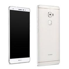 Silikon Hülle Ultra Dünn Schutzhülle Durchsichtig Transparent für Huawei Mate S Weiß