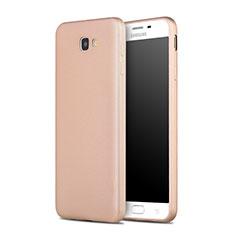 Silikon Schutzhülle Gummi Tasche für Samsung Galaxy J7 Prime Gold