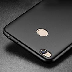 Silikon Schutzhülle Gummi Tasche für Xiaomi Redmi Y1 Schwarz