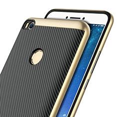 Silikon Schutzhülle Gummi Tasche Köper für Xiaomi Mi Max 2 Gold