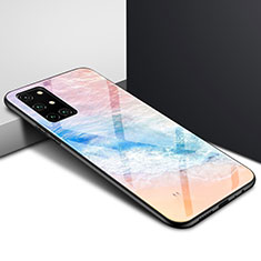 Silikon Schutzhülle Rahmen Tasche Hülle Spiegel für OnePlus 8T 5G Bunt