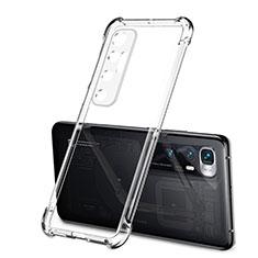 Silikon Schutzhülle Ultra Dünn Flexible Tasche Durchsichtig Transparent H01 für Xiaomi Mi 10 Ultra Klar
