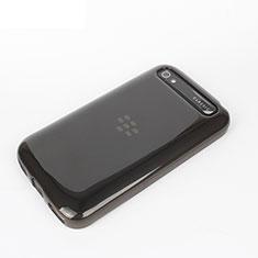 Silikon Schutzhülle Ultra Dünn Hülle Durchsichtig Transparent für Blackberry Classic Q20 Klar
